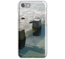 Coogee Pools Structuring The Ocean iPhone Case/Skin