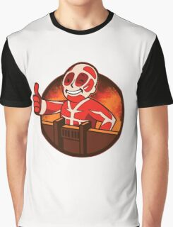 Titan boy Graphic T-Shirt