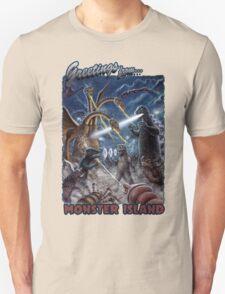 Godzilla Monster Island Kaiju Battle T-Shirt