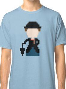 8-Bit Mary Poppins Classic T-Shirt