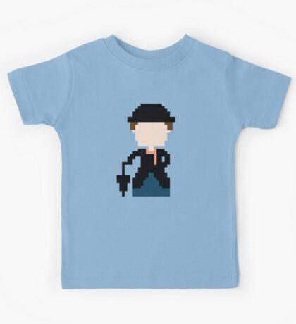 8-Bit Mary Poppins Kids Tee
