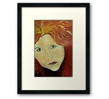 Mi Amore  Framed Print