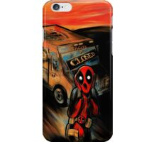 A merc with no tacos iPhone Case/Skin