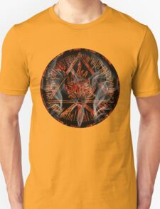 ANCIENT FIRE SYMBOL - inferno T-Shirt