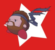 Solid Kirby Snake by DictatorBunny