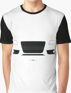 B8 simple front end design Graphic T-Shirt