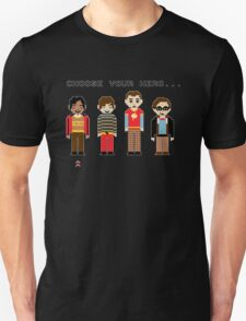 The Big Pixel Theory Unisex T-Shirt