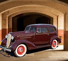 1936 Chevrolet Sedan by DaveKoontz