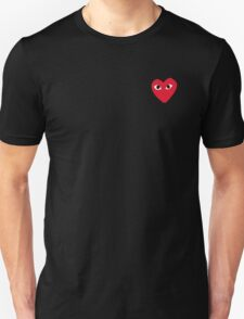 COMME DES GARCONS PLAY (Pocket) T-Shirt