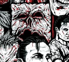 Evil Dead Trilogy Sticker