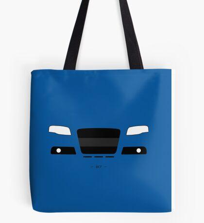 B7 simple front end design Tote Bag