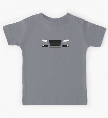 B8 simple front end design Kids Tee