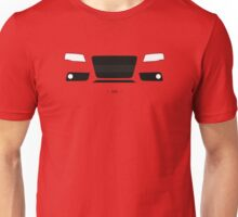 B8 simple front end design Unisex T-Shirt