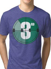 "3rd Bass ""Steppin' to the A.M."" Tri-blend T-Shirt"