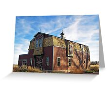 Arrowhead Barn Greeting Card