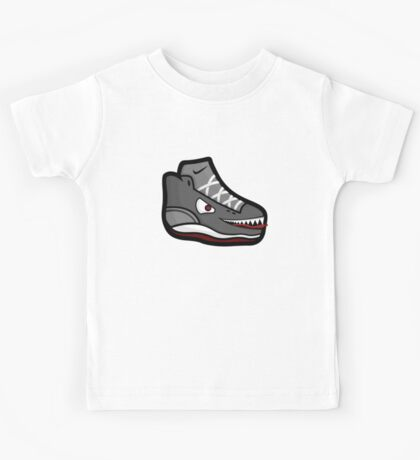 Shoe Monster Kids Tee