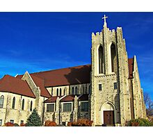 East Side Lutheran Photographic Print