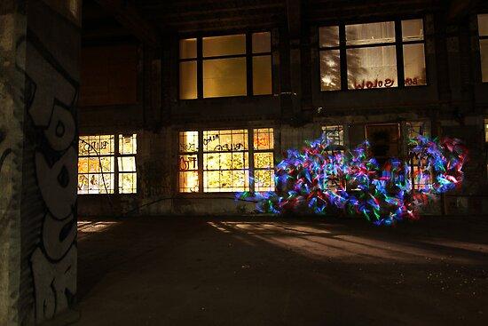 Urban fireflies  by myebra