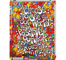 I Choose To See (iPad Case) iPad Case/Skin