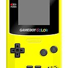 GAMEBOY COLOR Case by lasekx
