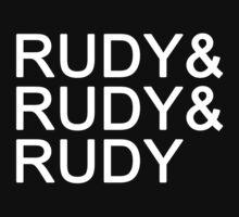 Rudy Wade by BobbyMcG