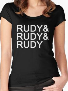 Rudy Wade Women's Fitted Scoop T-Shirt