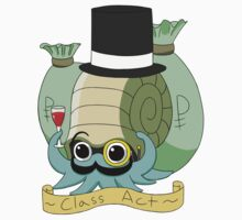 Sophisticated Omanyte: The Class Act by Sagedrone182
