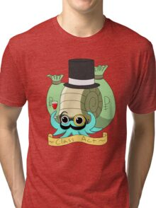 Sophisticated Omanyte: The Class Act Tri-blend T-Shirt