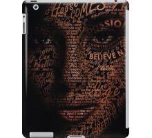Alicia Keys Enlightenment iPad Case/Skin