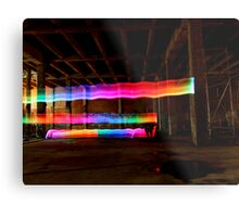 Rainbows everywhere Metal Print