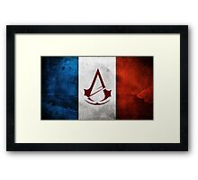 Logo - assassins.creed Framed Print
