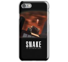 The Infiltration series iPhone Case/Skin