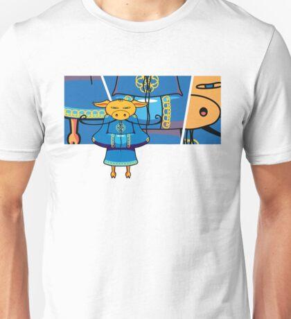 Mooshu 2 Unisex T-Shirt