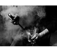 Farrier Photographic Print