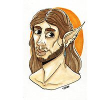 Traditional Art: Elf It Photographic Print