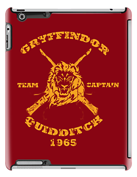 Harry Potter Gryffindor Team Captain by krishnef