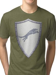 Stark Shield - Clean Version Tri-blend T-Shirt