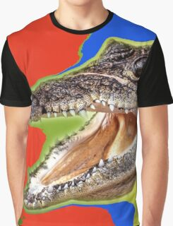 CROCODILE-2 Graphic T-Shirt
