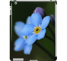 Forget-Me-Nots 10 iPad Case/Skin