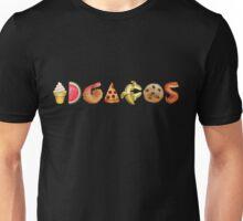 IDGAFOS| emoji foods Unisex T-Shirt