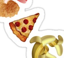 IDGAFOS| emoji foods Sticker