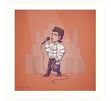 Seinfeld Trick or Treat Art Print