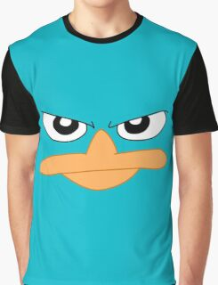 Agent P Graphic T-Shirt