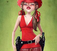 Cowgirl by Kate Moon