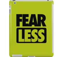 FEAR [ LESS ] iPad Case/Skin