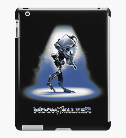 Moon-ST-walker iPad Case/Skin