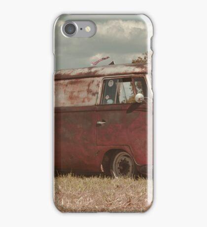 VW Summer Love iPhone Case/Skin