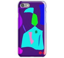 Beauty Custom Vail Eyes Expression Birds Lie iPhone Case/Skin