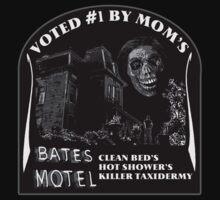 Bates Motel is my mom's choice T-Shirt