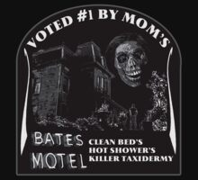 Bates Motel is my mom's choice T-Shirt